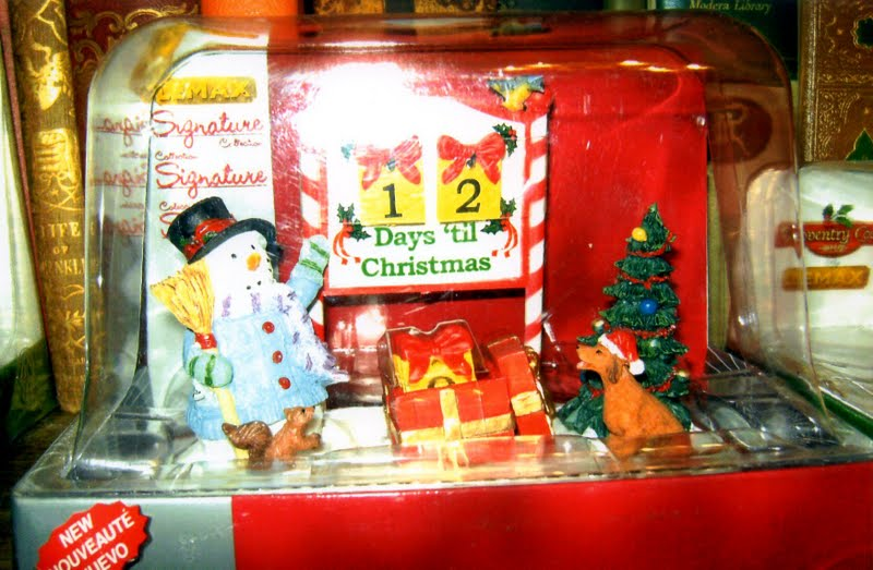Collector's Attic: Christmas Goodies!