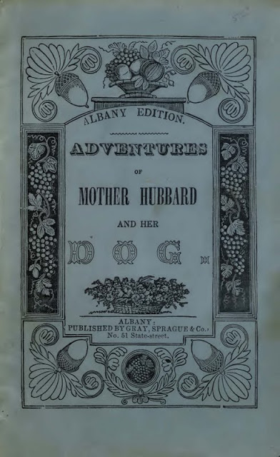 ADVENTURES OF MOTHER HUBBARD (book)
