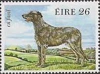 1983 Eire postage stamp Fauna and Flora