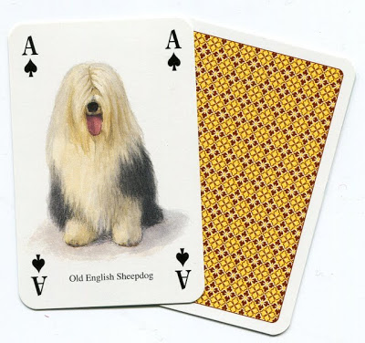 1997 Heritage Toy & Game Dogs of the World Playing Cards