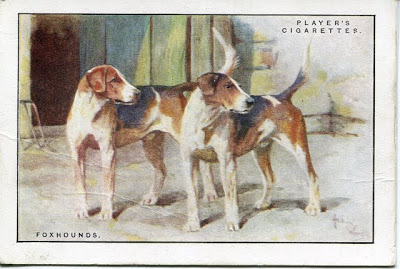 1924 Players Dogs A Series of 12 Cigarette Cards