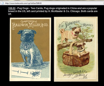 DOG COLLECTIBLES SCRAPBOOK – BOOK ONE CHAPTER ONE